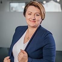 Beata Mosór-Szyszka - twórca kart Values Poker